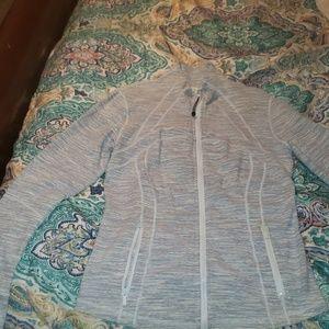 Lululemon size 10 zip-up jacket